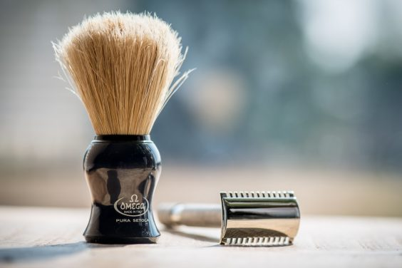 The Old School Shave Experience
