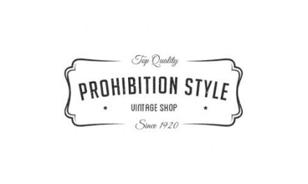 Prohibition Style