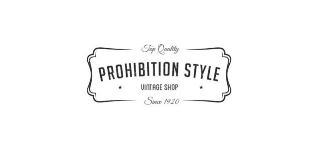 Prohibition Style