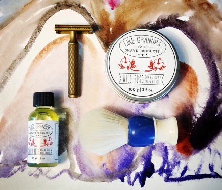 SOTD – September 4, 2018 #CanadianShaveWeek