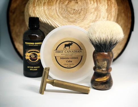 SOTD – September 5, 2018 #CanadianShaveWeek