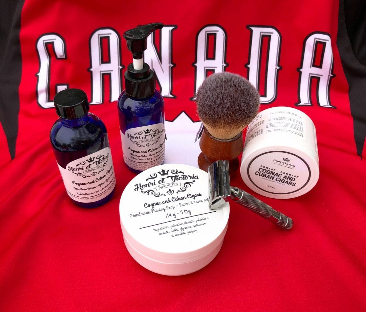 SOTD – September 3, 2018 #CanadianShaveWeek