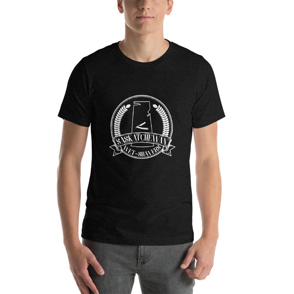 Saskatchewan Wet Shavers Short-Sleeve Unisex T-Shirt