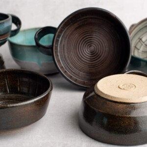 Shave Pottery